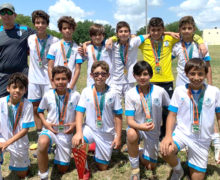 U12 Premier Champion's Miami Dade Soccer League Spring Season 2019