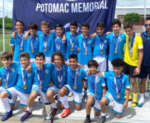 U13 Elite Champion's Potomac Memorial Day Tournament