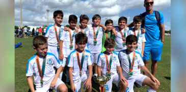 U11 WHITE CHAMPION'S! NOVEMBER 10 2019 MIAMI DADE SOCCER LEAGUE