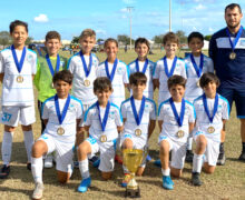 U12 White Champion's Bazooka Acoba Cup December 7/8, 2019