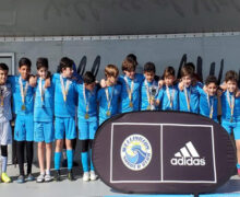 U12 Elite Champion's Wellington Wave Cup January 2020